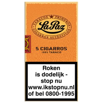 La Paz Sigaren wilde sigarros