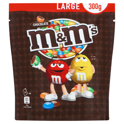 M&M's Chocolate Large 300 g