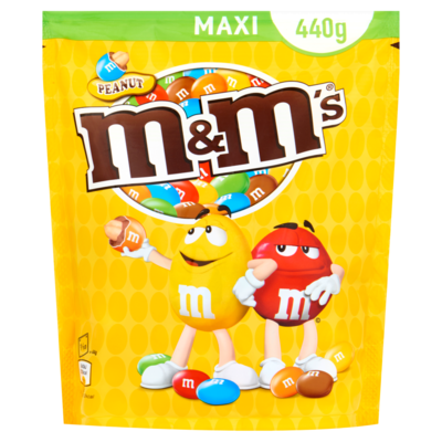 M&M's Pinda bitesizes
