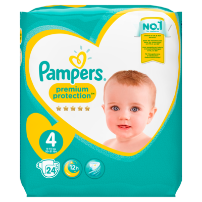 Pampers Premium protection maxi mt4