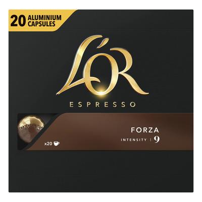 L'OR  Espresso forza koffiecapsules