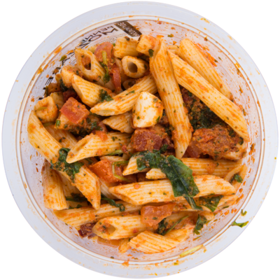 Fresh & easy Pastasalade mozarella caprese