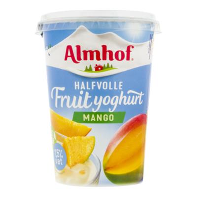 Almhof Halfvolle fruityoghurt mango
