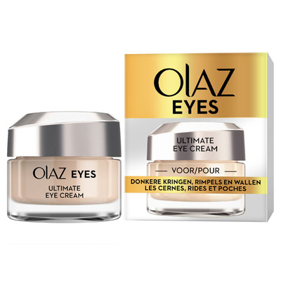 Olaz Eyes Boutique eye cream ultimate