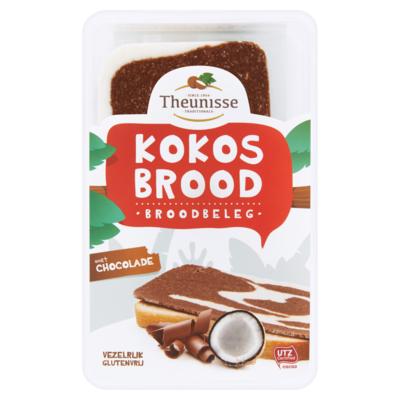 Theunisse Traditionals Kokosbrood met Chocolade 275 g