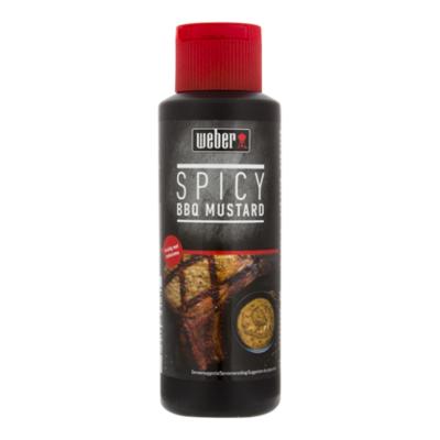 Weber Spicy BBQ mustard