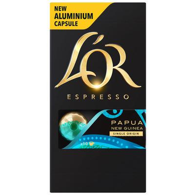 L'OR Espresso capsules Papua New Guinea