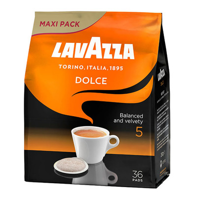 Lavazza Koffiepads dolce