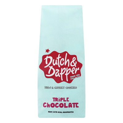 Dutch & Dapper Triple chocolate