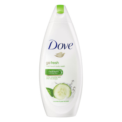 Dove Douchegel fresh touch