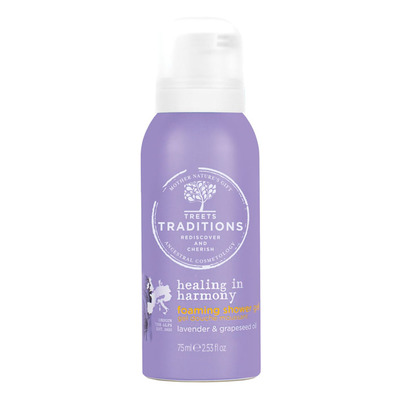 Treets Traditions healing in harmony showergel