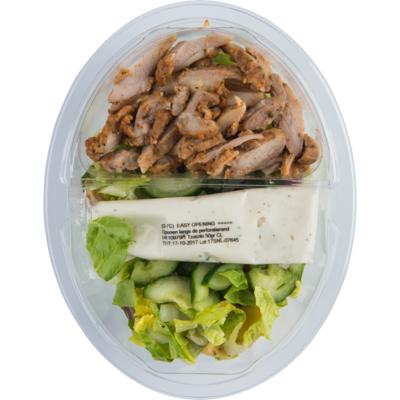 Fresh & easy Maaltijdsalade kip gyros