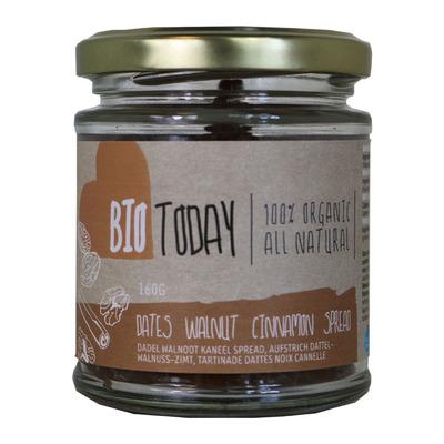 Bio Today Spread dadel-walnoot-kaneel bio