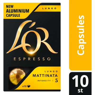 L'Or Espresso mattinata lungo sterkte 5
