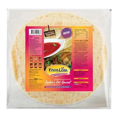 Faja Lobi Sandhia's roti speciaal