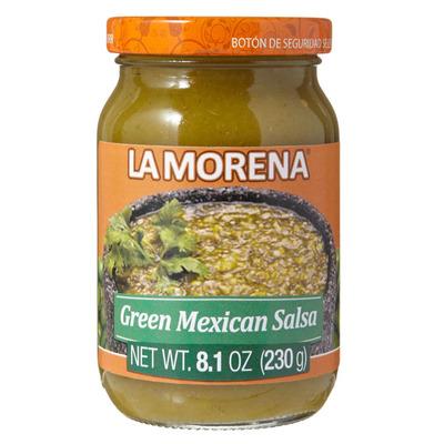 La Morena Mexican green salsa