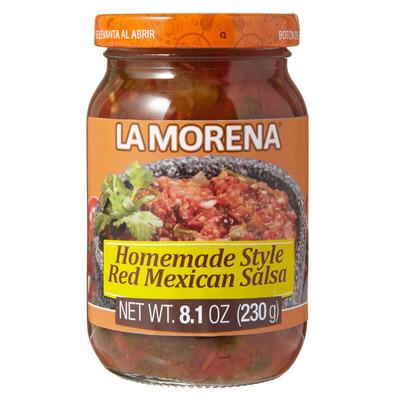 La Morena Mexican home made salsa