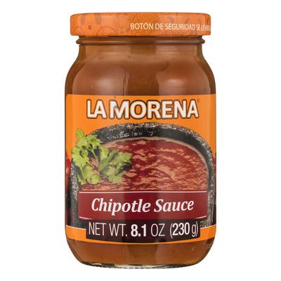 La Morena Mexican chipotle sauce