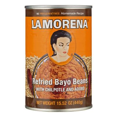 La Morena Bayo bonenspread met chipotle en adobo