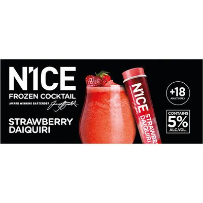 N1CE Strawberry daiquiri