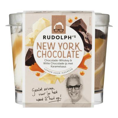 Rudolph's New York chocolate