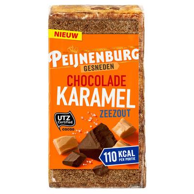 Peijnenburg Gesneden karamel zeezout