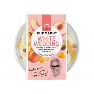 Rudolph's White wedding