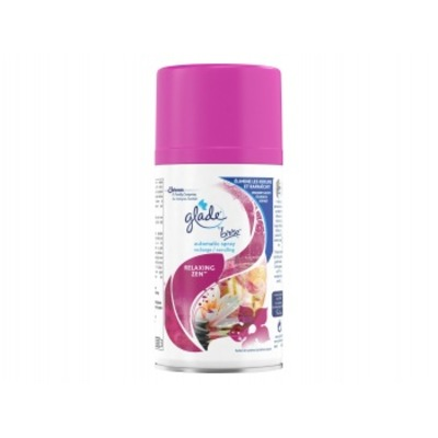 Glade by Brise Spray relaxing zen navulling