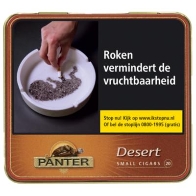 Panter Panter dessert cigarillo