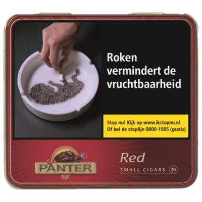 Panter Panter red