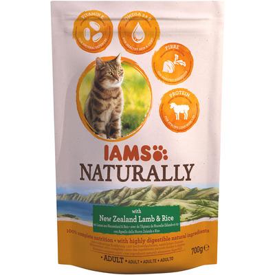 IAMS Naturally adult lam & rijst