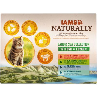 IAMS Land & sea collection