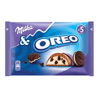 Milka Oreo 5-pack