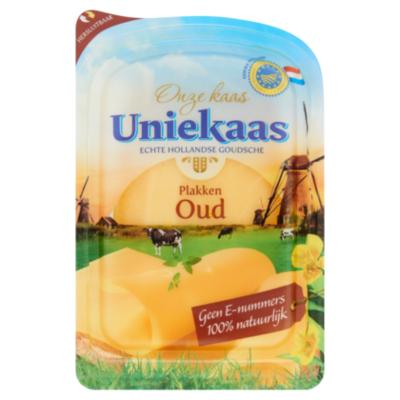 Unie kaas Oud plakken