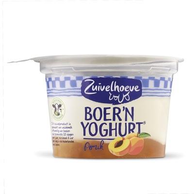Zuivelhoeve Boer'n yoghurt vanille