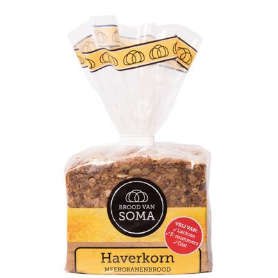 Soma Haverkorn meergranenbrood