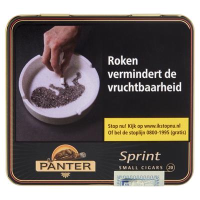 Panter Sprint Small Cigars 20 Stuks