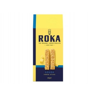 Roka Cheese sticks Gouda cheese