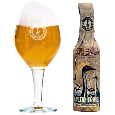 Insel Brauerei Baltic tripel