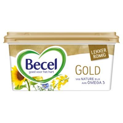 Becel Gold voor op brood 500 gram
