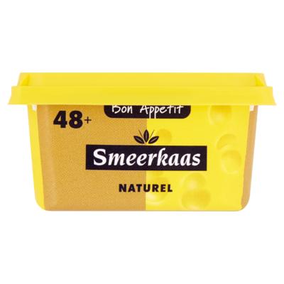 Bon Appetit Smeerkaas 48+ Naturel 100 g