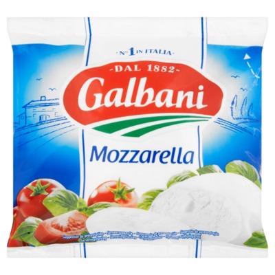 Galbani mozzarella 125 gram