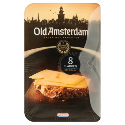 Old Amsterdam plakken 225 gram