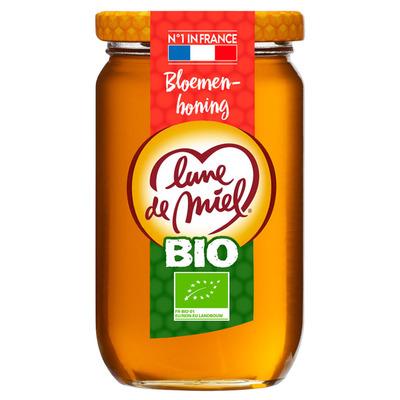 Lune de Miel Fleurs honing biologisch