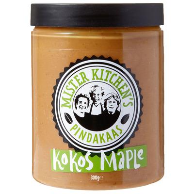 Mister Kitchen's Pindakaas kokos-maple