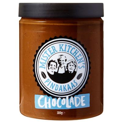 Mister Kitchen's Pindakaas chocolade