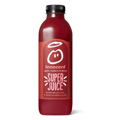 Innocent Super juice red