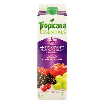 Tropicana Essentials antioxidanten