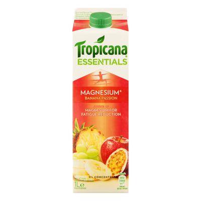 Tropicana Essentials magnesium