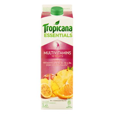 Tropicana Essentials multivitamines